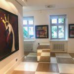 Wernisaz/Exhibition Warsaw